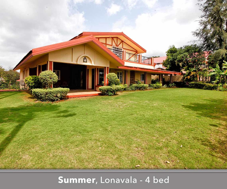pet allowed lonavala villa